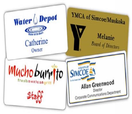 Magnetic Name Badges | Fox List